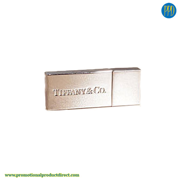 tiffany custom shaped 3D flash drive