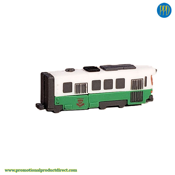 Boston T trolley 3D flash drive