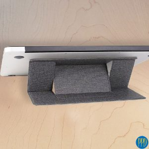 folding laptop stand promotional product direct