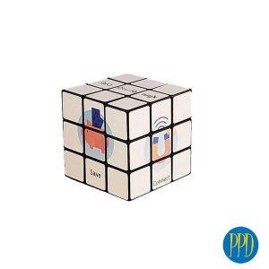 6 side full logo rubiks cube