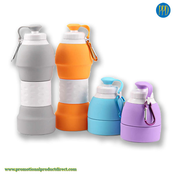 reusable-eco-friendly-collapsible-silicone-water-bottle-swag--collapse