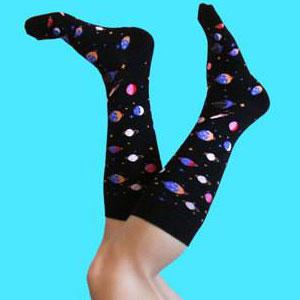 Custom socks & footwear