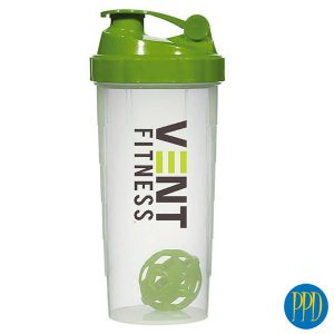 Shaker cup promotional product