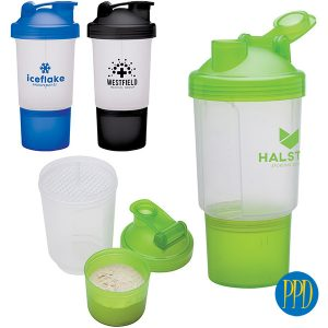 customized shaker cups