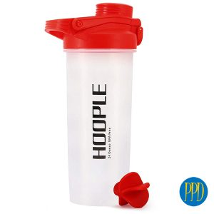 promotional shaker cup with mixer ball