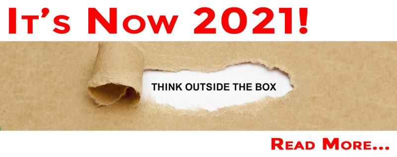 2021 think differently