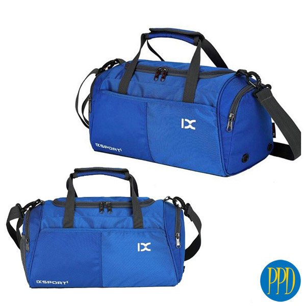 Custom sports and gym bag supplier