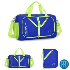 Packable custom sports bag