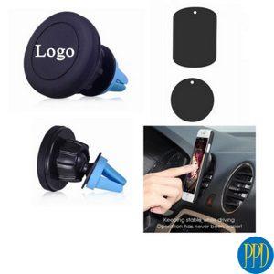 Car vent magnetic phone holder
