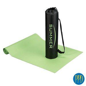 yoga matt promotional product