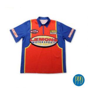 auto racing jersey