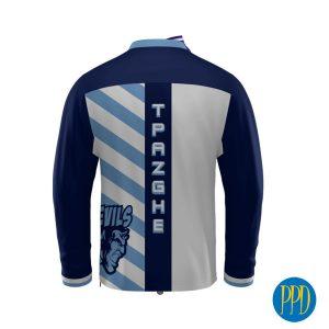 custom sports jerseys full zip