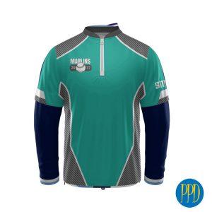 custom sports jerseys quarter zip