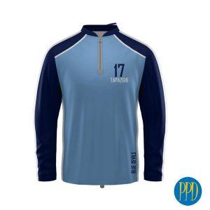 quarter zip custom sports jerseys